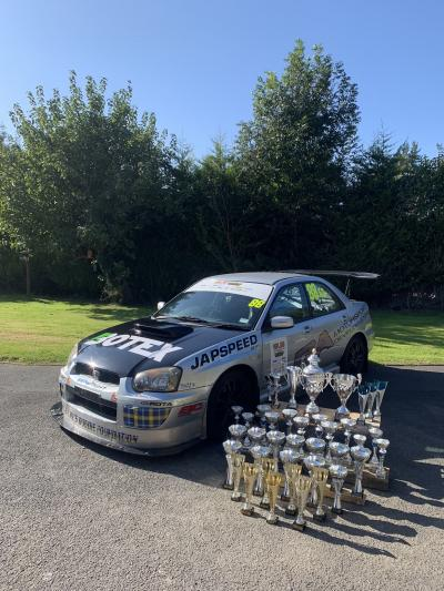 Catching up with Martin Brown Racing